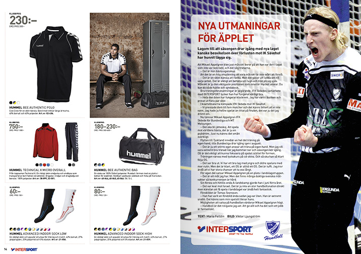 intersport handboll