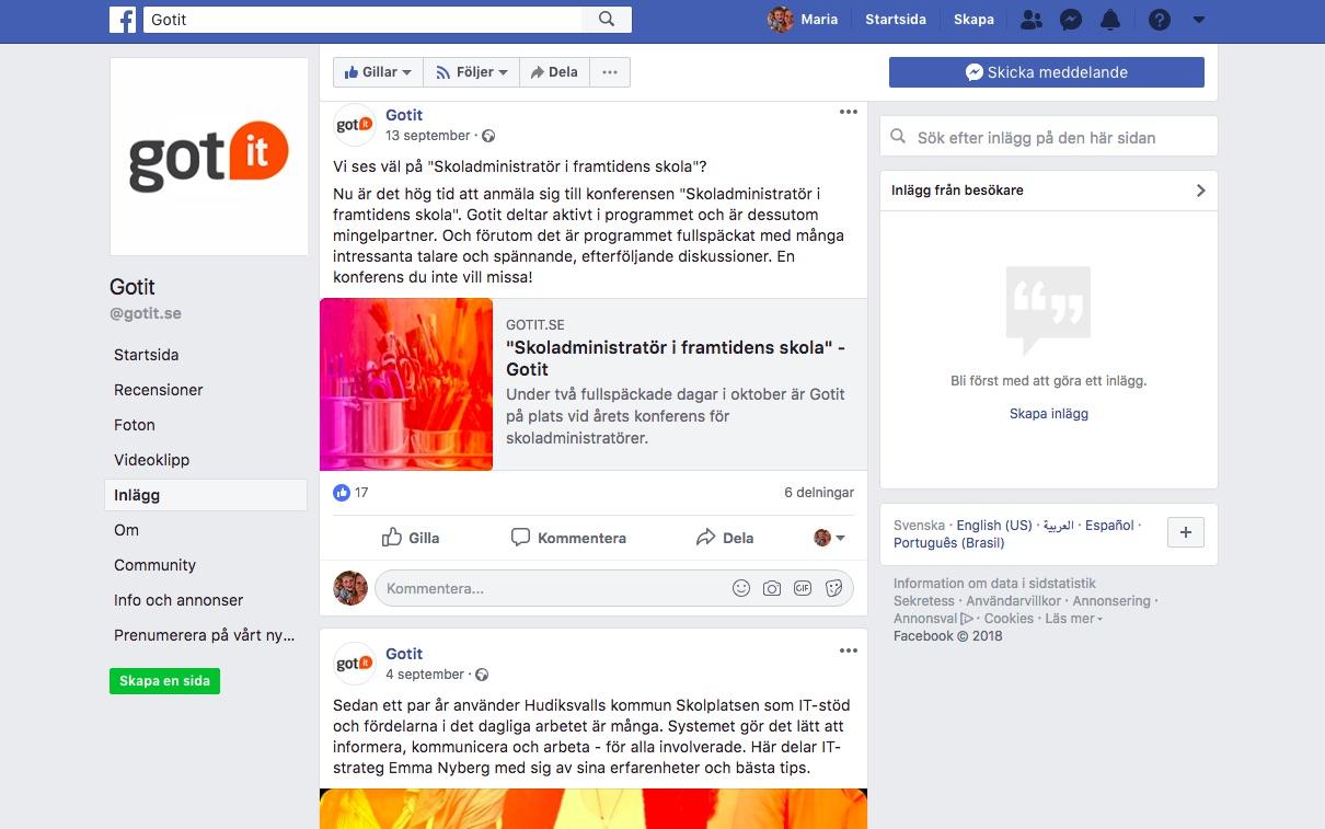 Gotit Facebook 2