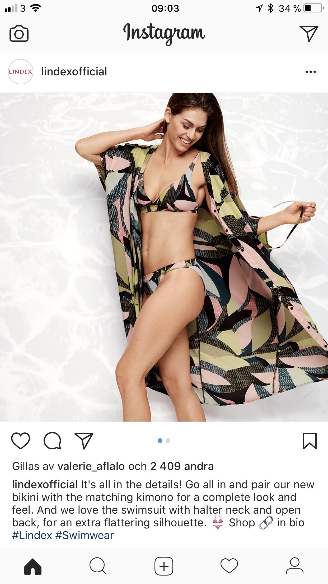 Lindex swimwear